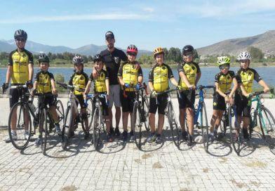 Στα Κανάκια οι μικροί ποδηλάτες