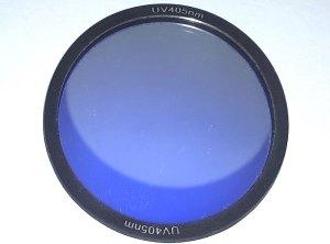 Xenide 405nm UV Filter