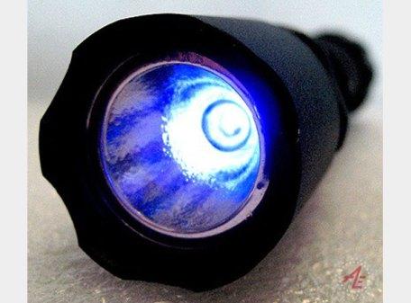 TGPI: UV 395 nm P.I. light head