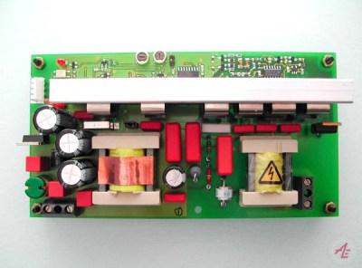 Ballast: Metal Halide 39/76W 10-18V / 20-36V DC CDM