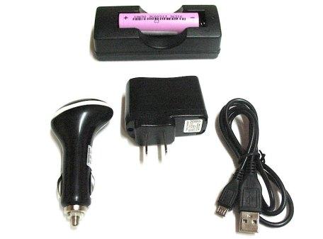 18650 Li-Ion Single battery charger