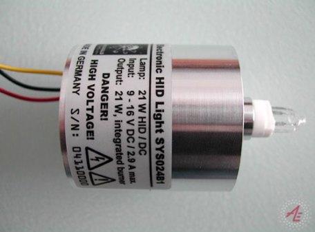 Ballast Metal Halide 14-24w