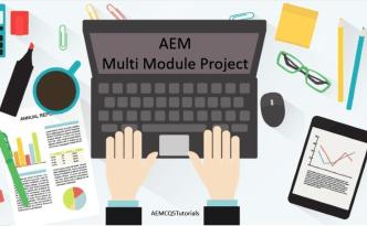 aem multi module project
