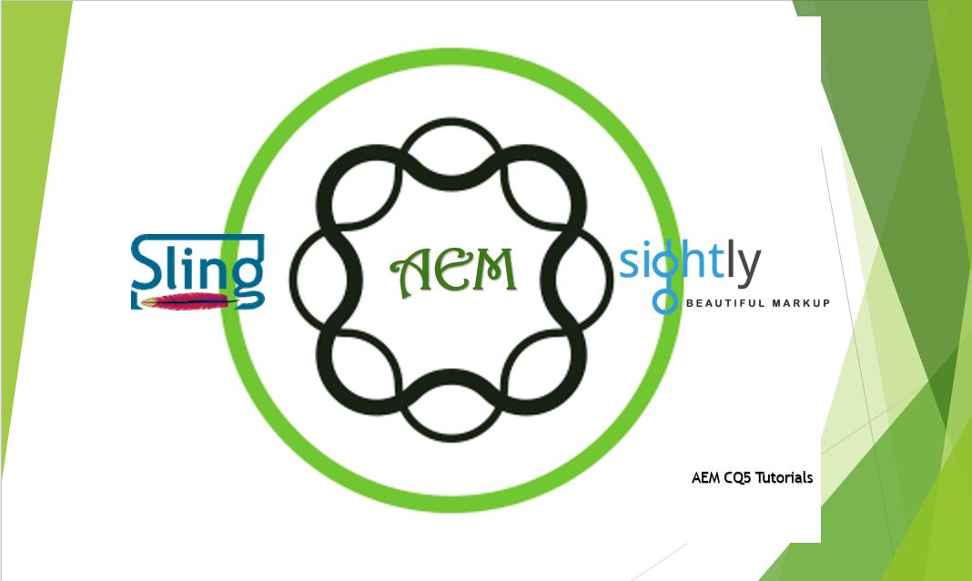 Use Sling Model with Sightly in AEM | AEM CQ5 Tutorials