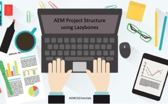 aem project structure using lazybones