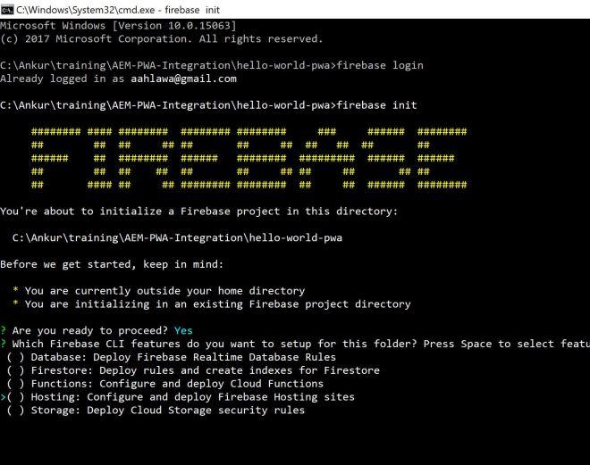 initialize-firebase
