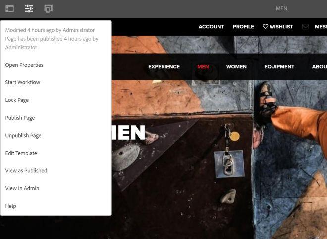 publish-aem-page