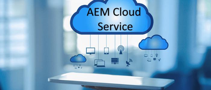 aem cloud service