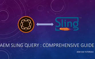 aem sling query