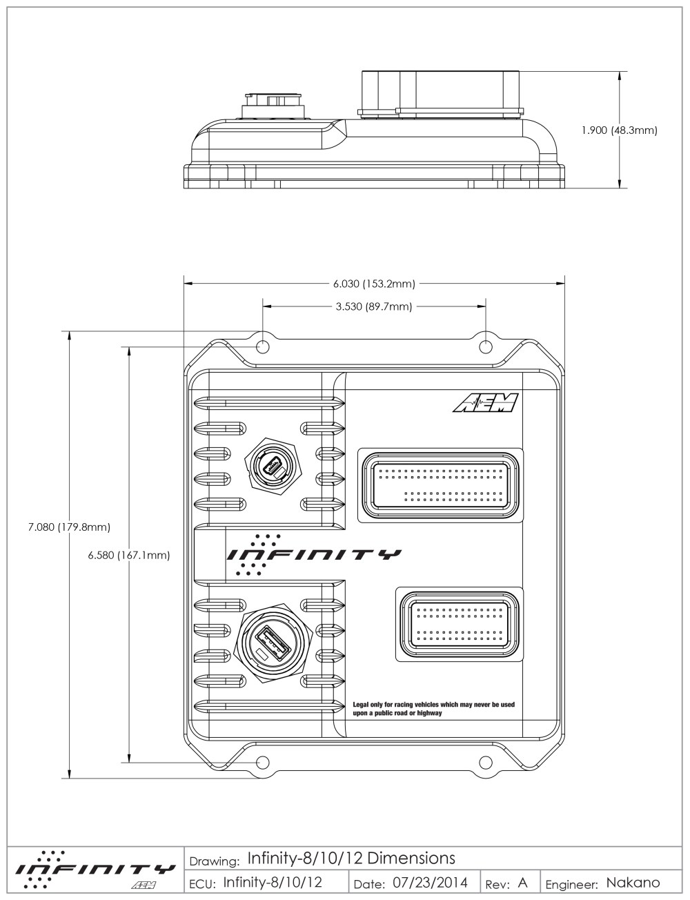 medium resolution of small and lightweight enclosure