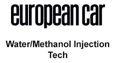 Water/Methanol Multi Input Injection Kit for MAF, MAP, 0