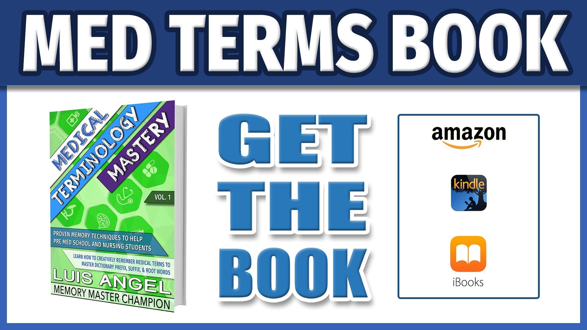 Medical Terminology Course Book Slide