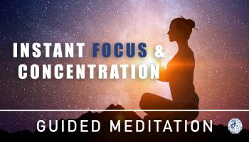 Guided meditation for Instant Focus and Concentration Hypnotherapy and Hypnosis for ADD Brain Exercise