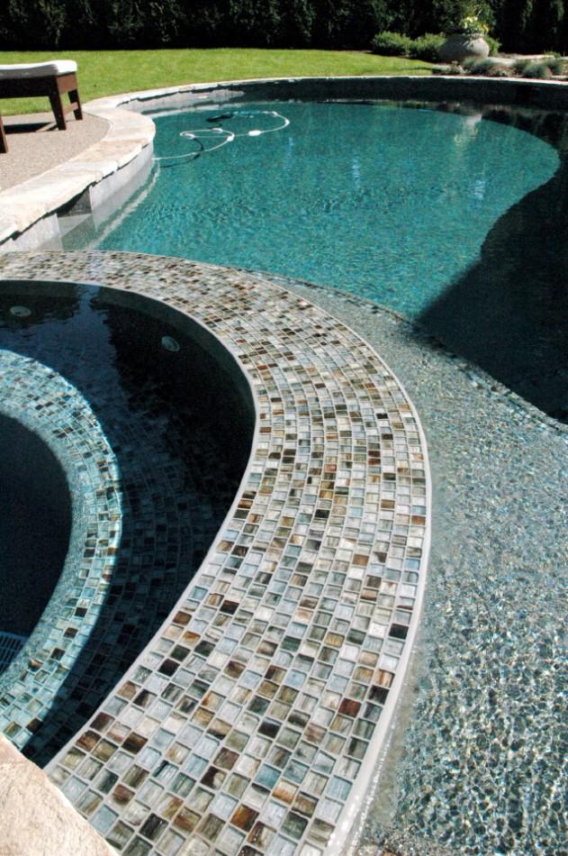 Glass Mosaics  Aeon Stone  Tile  Granite Marble