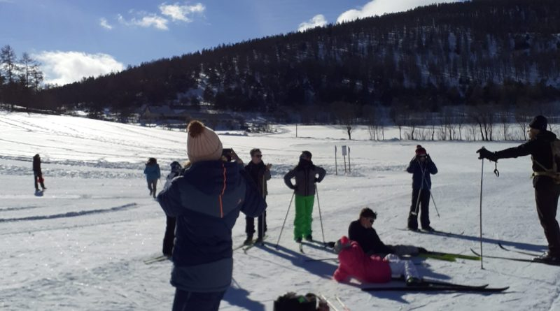 A fond le ski d'fond !