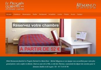 Création Site Internet Mont Dore Sancy Clermont-Ferrand