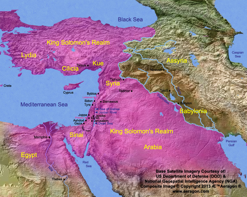 Euphrates River Bible