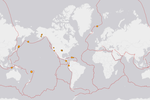 USGS map.
