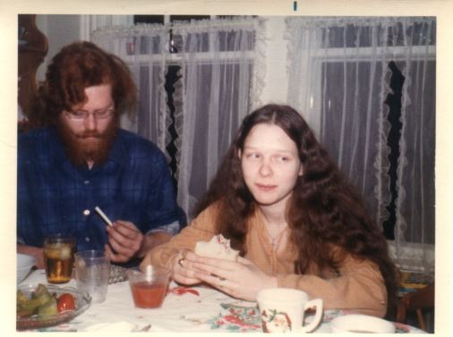 Uncle Tom and Sister Diane