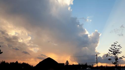 Spectacular Sky.