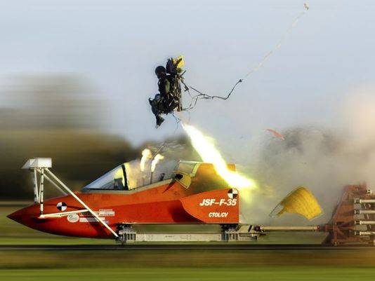 martinbaker ejectorseat F-35