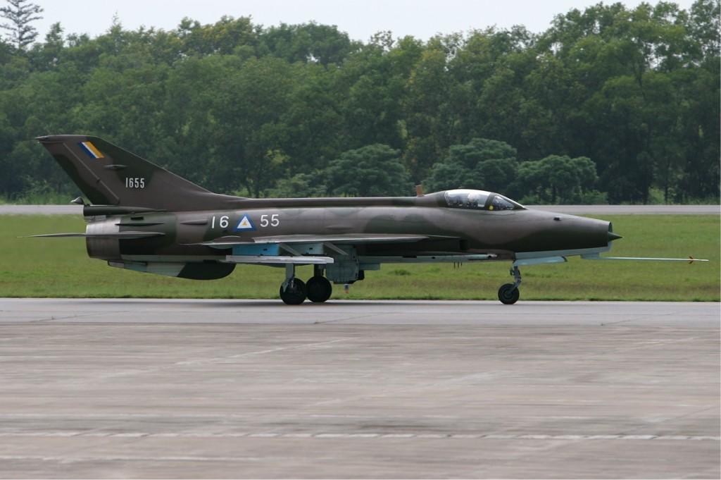 Chengdu F-7, de Myanmar