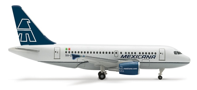 Mexicana de Aviacion declarada en quiebra