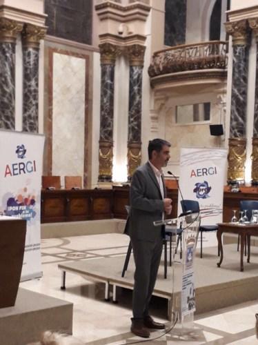 AERGI Jornada sin alcohol con el alcalde de Donostia, Eneko Goia