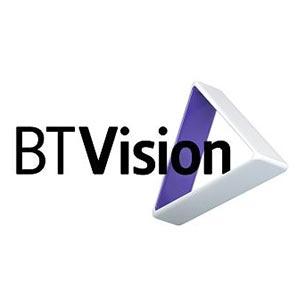 AerialGuy - BTVision Logo - Aerial and Satellite Installer