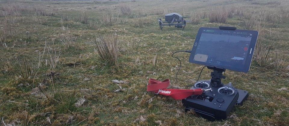 Inspire 2 Drone Operator