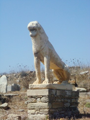 Lion of Delos