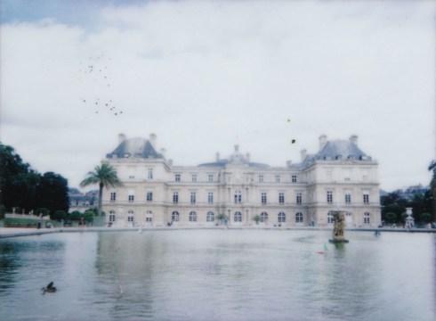 luxembourg gardens - paris2
