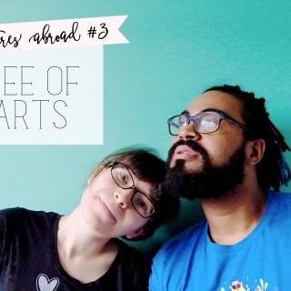 misadventures abroad, ep. 3: three of hearts | a romanticized amsterdam adventure