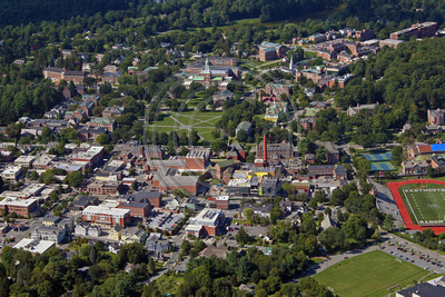 Aerial Photo NH | Hanover/Dartmouth | Dartmouth College in Hanover, NH