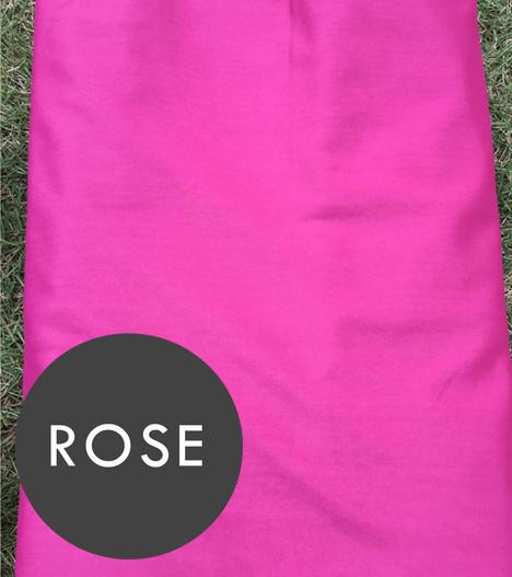 pink rose aerial silks