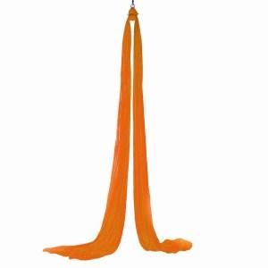 Silks orange