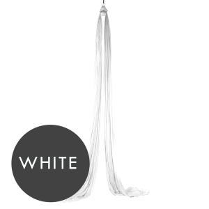 Aerial Silk White