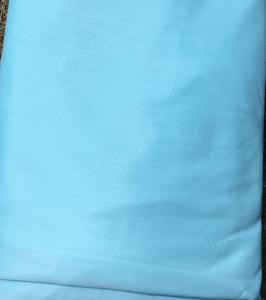 light blue aerial silks