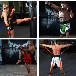 muscle resistance bands