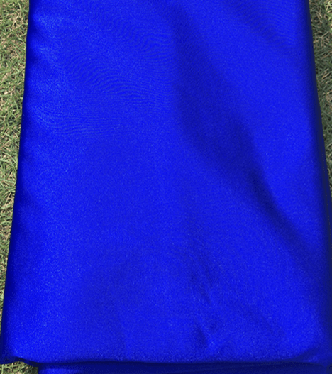 royal blue aerial silks