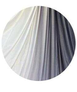 Black White Ombre Aerial Yoga Hammocks for sale