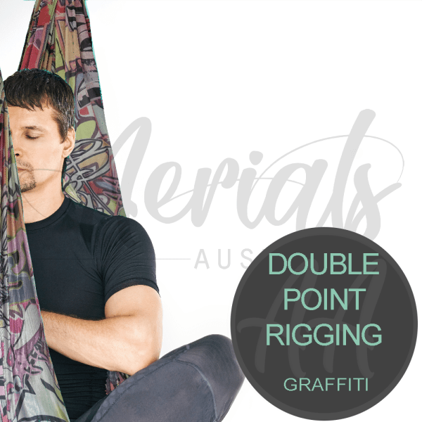 Graffiti Aerial Yoga Hammocks For Sale Australia