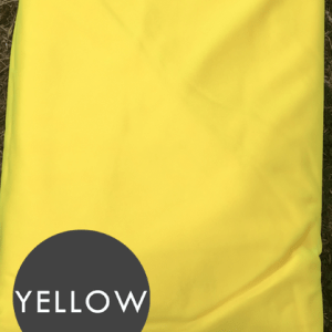 yellow silks