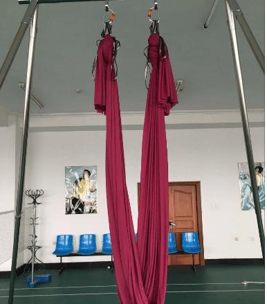 aerial silks yoga bungee