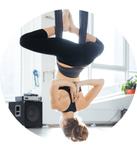 Aerial Silk Yoga Hammock For Sale