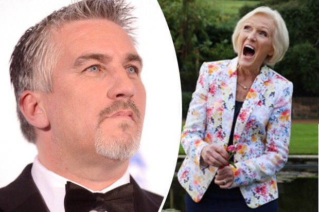 No loyalty – Twitter slams Paul Hollywood and C4 in latest Bake Off backlash
