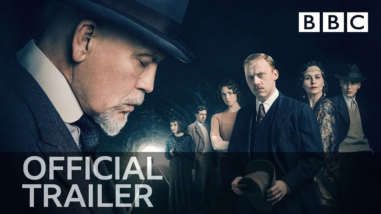TV Trailer: 'The ABC Murders' On BBC One