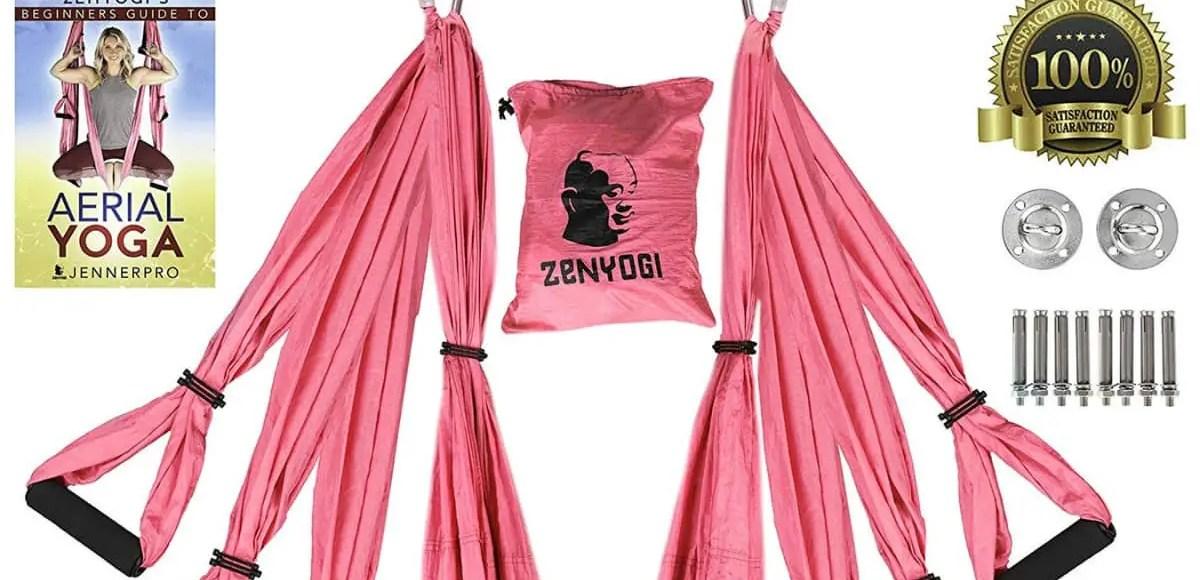 zengogi aerial yoga swing review