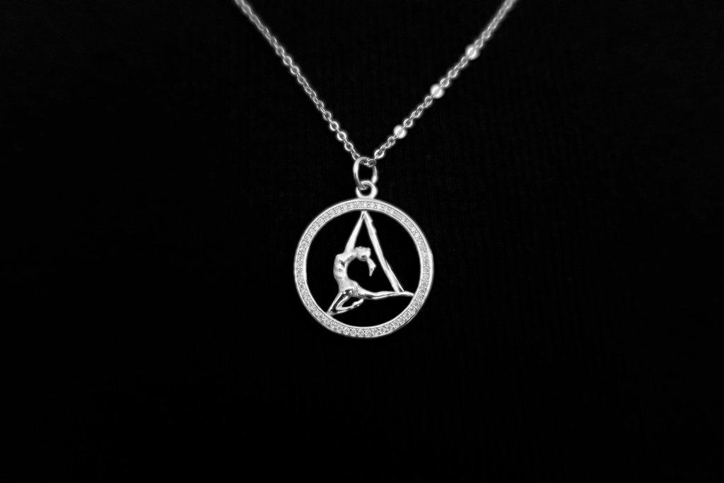 Aerial Yoga Necklace