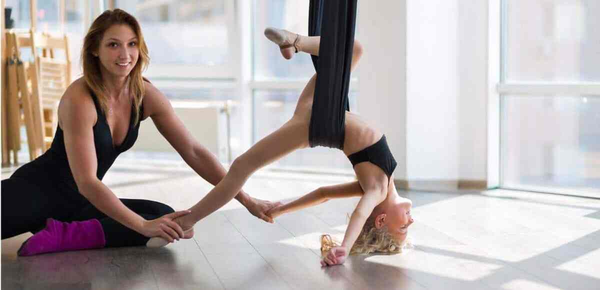 Aerial Yoga Teacher Training - Online